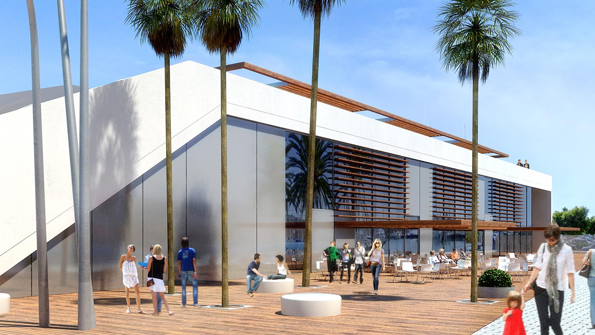 Sct estudio de arquitectura ficha del proyecto - Estudio palma de mallorca ...