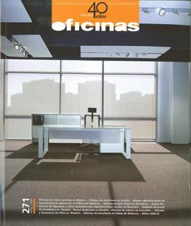 Sct estudio de arquitectura ficha del proyecto for Oficina recaudacion madrid