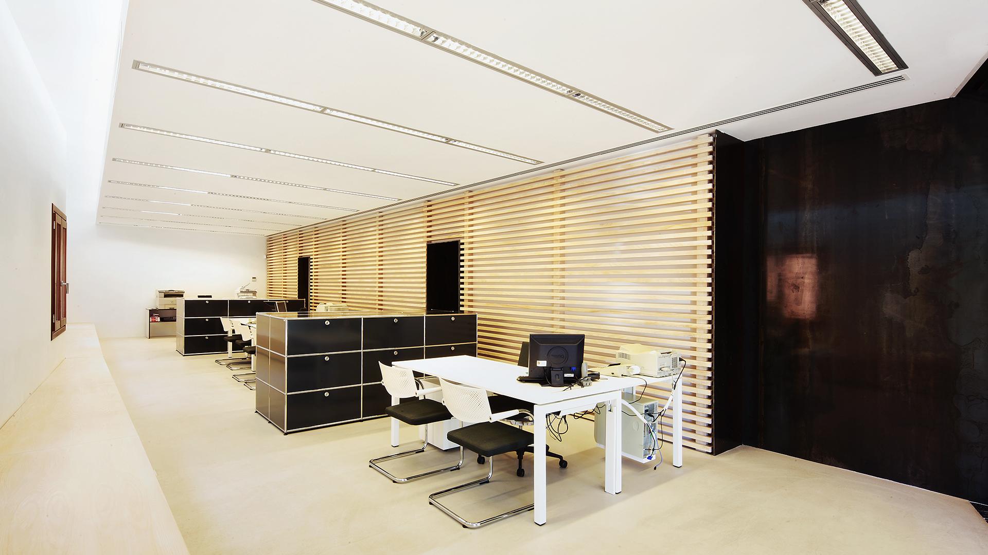 Sct estudio de arquitectura proyectos for Oficina recaudacion madrid
