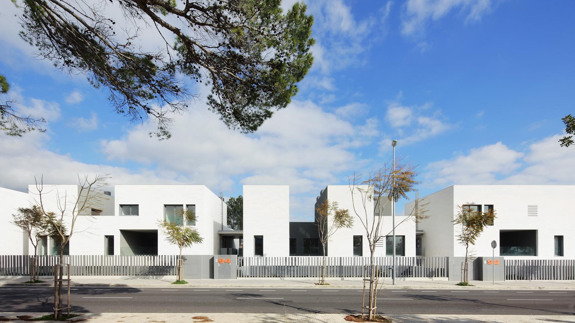 Sct estudio de arquitectura ficha del proyecto - Estudio arquitectura mallorca ...